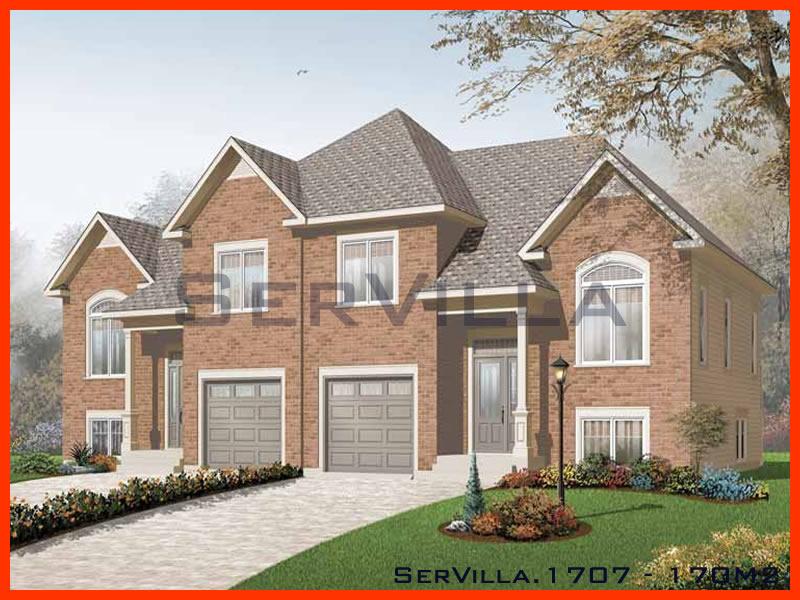 170 m2 Çelik Konstrüksiyon Villa Modeli 7