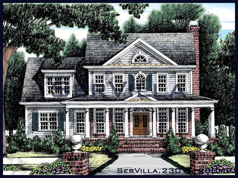 230 m2 Çelik Konstrüksiyon Villa Modeli 1