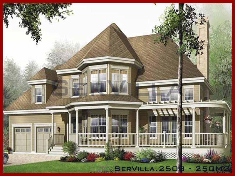 250 m2 Çelik Konstrüksiyon Villa Modeli 8